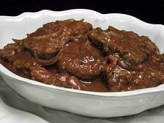 Cube Steak in the Slow Cooker ~ the best recipes of all time