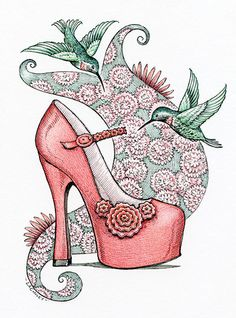 shoe illustrations - Google Search