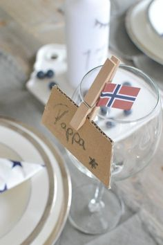 Style And Grace, 4th Of July, Table Settings, Place Card Holders, Entertaining, Decoration, Diy, Inspiration, Design