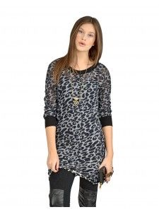 A gorgeous Ardene sweater-dress is the coziest way to amp up your cool factor!