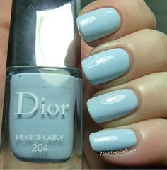 Dior Trianon Collection (Spring 2014): Vernis 204 - Porcelaine