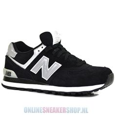 New Balance Shoes Suede/ Mesh Black/Silver - Men's Shoes - Onlinesneakershop.nl |       http://www.onlinesneakershop.nl/mens-shoes-balance-balance-shoes-suede-mesh-blacksilver-p-2416.html?language=en    Worldwide shipping