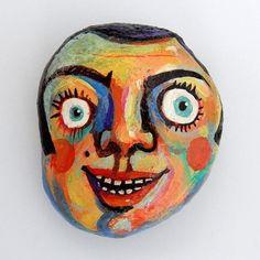 #pebble #stone #art #design #illustration #kavicsfestés #gallery #handmade #instatalent #instaart #paint