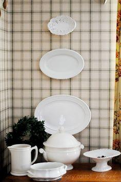 love this plate arrangement