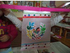 ...Το Νηπιαγωγείο μ' αρέσει πιο πολύ.: Ανοίγουμε το θησαυροφυλάκιο της λαϊκής μας παράδοσης. 25 March, School, Blog, Crafts, Manualidades, Blogging, Handmade Crafts, Craft, Arts And Crafts