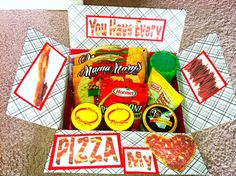 Customized Care Packages by Treats4TroopsShop on Etsy, $50.00