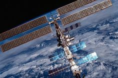 Live From The International Space Station!