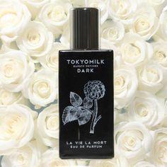 Sexy Summer Perfumes - TokyoMilk Dark, La Vie La Mort ($36), Perfect for the girl next door who wants to hint at her vampier side...