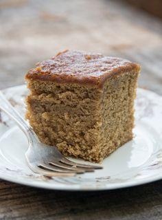 Honey Cake- Rosh Hashana - via The Forest Feast