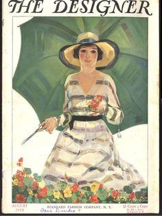 August 1918 ~ The Designer