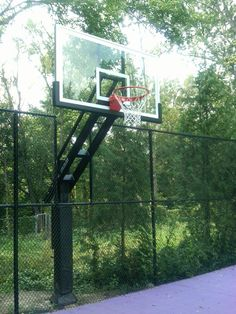Play on top of the line basketball courts and multigame flooring with custom basketball hoop to give your organization a professional appearance at an affordable price. Basketball Court Size, Outdoor Basketball Court, Basketball Goals, Basketball Uniforms, Basketball Jersey, 7 Year Olds, Photo Galleries, Gallery, Uniform Design