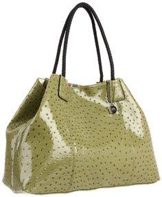 BIG BUDDHA Santrini Tote,Olive Best Handbags, Tote Handbags, Purses And Handbags, Trending Handbags, Celadon, Spring Bags, Purse Styles, Grab Bags, Beautiful Bags