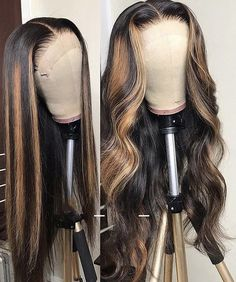 Lace Wigs Straight Human Hair Natural Looking Closure Wigs Human Hair Wigs For Women My Hairstyle, Wig Hairstyles, Straight Hairstyles, Lace Frontal Hairstyles, Colored Weave Hairstyles, Long Weave Hairstyles, Trending Hairstyles, Everyday Hairstyles, Hair Cute