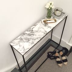 The Frugality | La Redoute console table