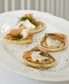 Usali per un aperitivo in piedi e lascia che i tuoi ospiti li mangino con le mani...