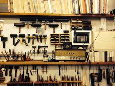 版画工房 Kawalabo!  :: Kawara  Printmaking studio
