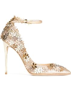 """Jimmy Choo Zapatos De Tacón """"lorelai"""" - Julian Fashion - Farfetch.com"""