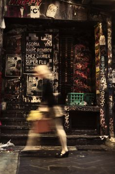 ##creative Motion Blu##Urban Rush by Trish Woodford on 500px