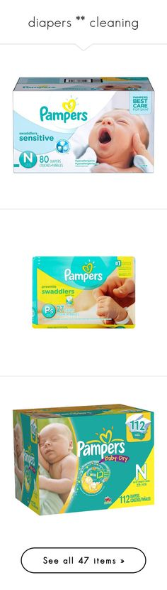 """diapers ** cleaning"" by augustalsinaswifeee ❤ liked on Polyvore featuring baby, baby stuff, diapers, baby care, baby diapers, baby supplies, baby things, family, baby boy and kids"