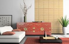 FENG SHUI DECOR FOR HARMONY AND GOOD LUCK