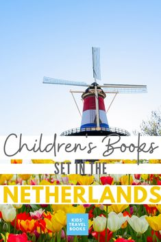 children's books set in the netherlands