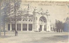 Padiglione dell'Arte Decorativa Italiana (bruciato)