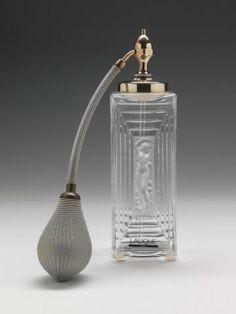 Lalique Duncan Atomizer Perfume Bottle - Perfume Bottles