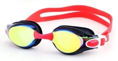 Colorful Swimming glasses Adult Professional anti fog men women swimming goggles arena Swim Eyewear natacion water glasses