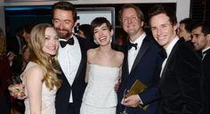 After parties de los Premios Golden Globe