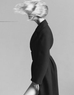 MAP - News – Paul Wetherell Shoots Gravity Defying Hair for Intermission Magazine