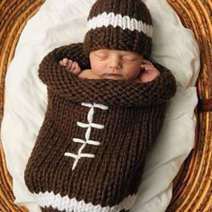 Little football baby~