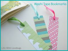 10 Easy and Awesome Washi Tape Crafts - Fancy Shanty | Stacy Molter