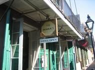 Yo Mama's Bar and Grill Menu (727 St. Peter Walking 0.4mi, driving 0.8mi) - Burgers, baked potatoes, gumbo...