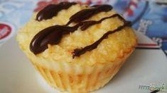Kókuszos túrómuffin Low Carb Recipes, Diet Recipes, Healthy Recipes, Gm Diet, Gluten Free Sweets, Vegan Vegetarian, Muffin, Clean Eating, Diet