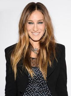 At 51, Sarah Jessica Parker has learned to keep things super-simple. Here are her beauty must-haves.