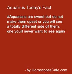 Why Sam always warns people to not make me mad at work! Aquarius Sign, Astrology Aquarius, Aquarius Traits, Aquarius Love, Aquarius Quotes, Aquarius Woman, Age Of Aquarius, Aquarius Daily, Pisces