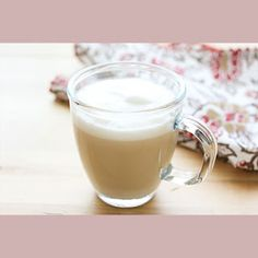 One of the most delicious tea beverages out there: A London Fog. Earl Grey Tea with a hint of sweetness and frothy steamed milk. London Fog Tea recipe at: http://www.tsleeveblog.com/2015/12/london-fog-recipe.html
