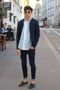 40 Men's fashion Ideas to Look More Attractive | http://stylishwife.com/2015/07/mens-fashion-ideas-to-look-more-attractive.html