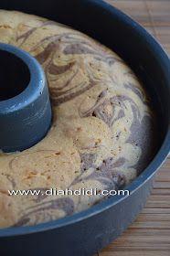Diah Didi's Kitchen: Butter Cake Dasar...Dengan Tehnik Kuning Telur dan Putih di Kocok Terpisah