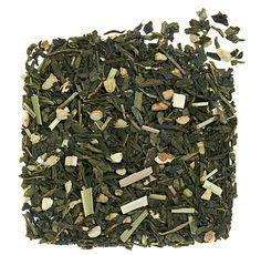 Lemon & Ginger loose tea found in the capsule Special T, Ginger Tea, How To Dry Basil, Tea Time, Lemon, Herbs, Green, China Green Tea, Herb