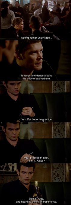 """Elijah and Klaus - """"A Closer Walk with Thee"""" 1 *20"""