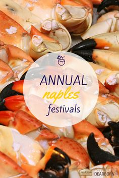 Naples most popular festivals | I Heart Naples Florida Blog #naplesflorida…                                                                                                                                                                                 More