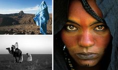 SAHARA, AFRICA: The Tuareg travel across countries, but this has become harder since the colonialists carved Africa up. As a result, the Tuareg have been arguing for secession in Niger and Mali, which has often descended into violent conflict. Tuareg women have substantial sexual freedom, including the right to own property and to divorce. Tuareg culture values music, hospitality, and discretion. (McColl)
