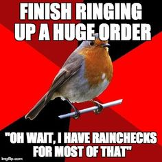 Yeah Retail Robin