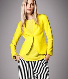 yellow blazer - Google Search