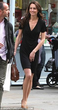 Kate Middleton out shopping on The Kings Road