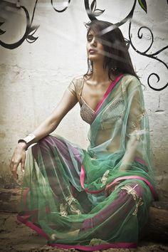 Meditation Fashion? Outfit by:Anjali Sharma
