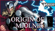 One Shot: Origin Of Thors Hammer Mjolnir!