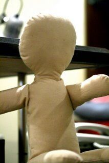 Super easy rag doll with clear instruction..will definitely whip one for Husna