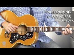 Fingerpicking For Beginners Learn the #1 Technique Within 5 Minutes - YouTube